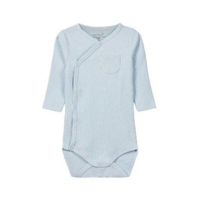 name it Boys Wickelbody Trunte ssky way blau Gr.74 Jungen