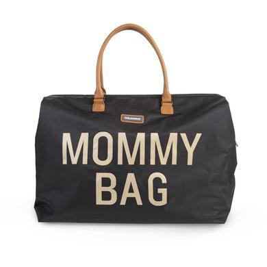 CHILDHOME Skötväska Mommy Bag Black Gold