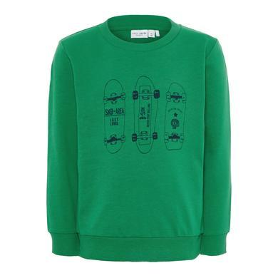 name it Boys Sweatshirt Vildar medium green grün Gr.Kindermode (2 6 Jahre) Jungen