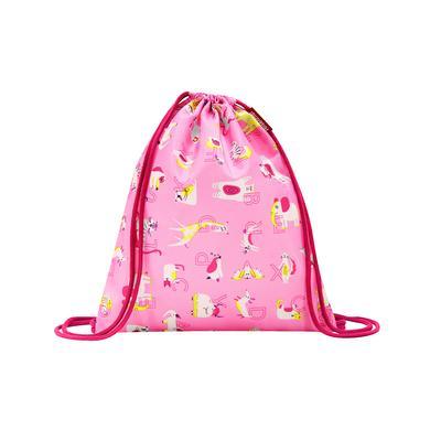 Sporttaschen - reisenthel® mysac kids abc friends pink - Onlineshop Babymarkt