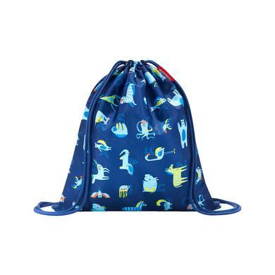Sporttaschen - reisenthel® mysac kids abc friends blue - Onlineshop Babymarkt