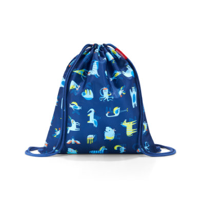 reisenthel ® mysac kids abc friends blue blau