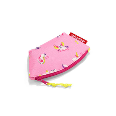 Image of reisenthel® coin purse kids abc friends pink