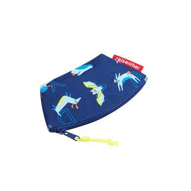 Image of reisenthel® coin purse kids abc friends blue