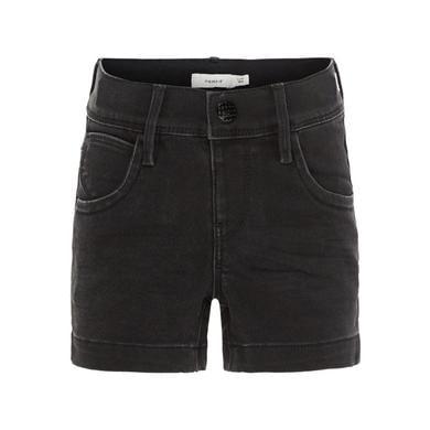name it Girls Jeans Shorts Salli black denim blau Gr.Babymode (6 24 Monate) Mädchen