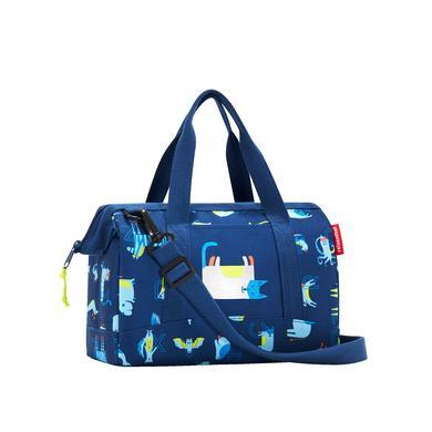 Sporttaschen - reisenthel® allrounder XS kids abc friends blue - Onlineshop Babymarkt