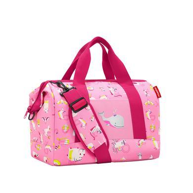 Sporttaschen - reisenthel® allrounder M kids abc friends pink - Onlineshop Babymarkt