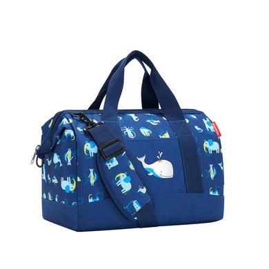 Sporttaschen - reisenthel® allrounder M kids abc friends, blue - Onlineshop Babymarkt