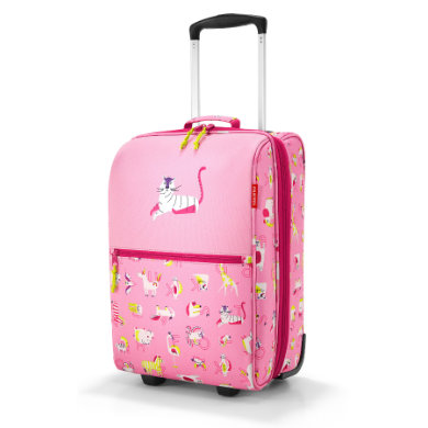 Reisenthel Trolley XS kids Abc friends pink - růžovápink