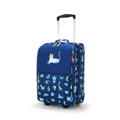 Reisenthel Trolley XS kids Abc friends blue - modrá