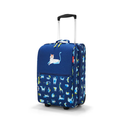 Kinderkoffer - reisenthel® trolley XS kids abc friends, blue - Onlineshop Babymarkt