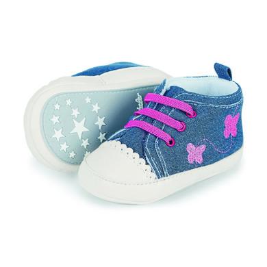 Babyschuhe - Sterntaler Girl Baby–Schuh, marine - Onlineshop Babymarkt