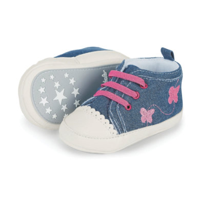 Sterntaler Girl Baby Schuh, marine blau Gr.19 20 Jungen