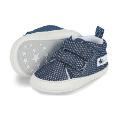 Sterntaler Boys Baby Schuh, marine blau Gr.19 20 Jungen