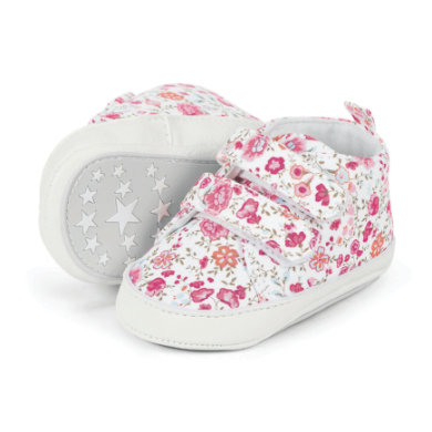 Babyschuhe - Sterntaler Girls Baby–Schuh, magenta - Onlineshop Babymarkt