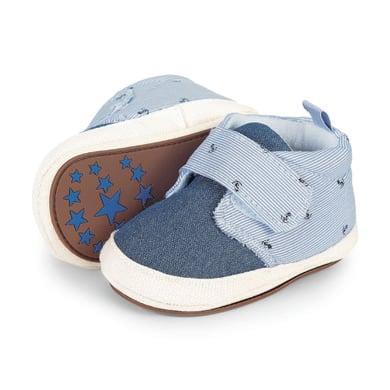 Babyschuhe - Sterntaler Boys Baby–Schuh, himmel - Onlineshop Babymarkt