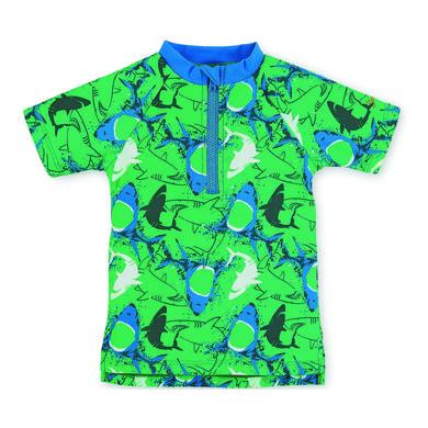Sterntaler Kurzarm Schwimmshirt pfefferminz grün Gr.Babymode (6 24 Monate) Jungen