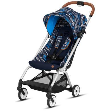 cybex GOLD Kinderwagen Eezy S Trust Blue - blau