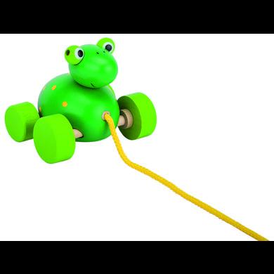 Goki  Trækdyr Frø - grøn