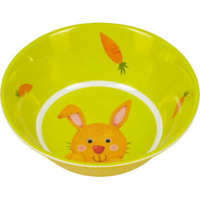 COPPENRATH Melamine Bowl Rabbit Cheeky Rattle Gang