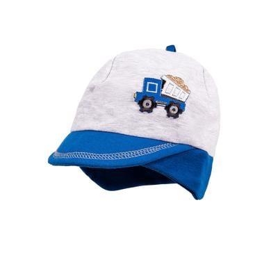 maximo Boys Schildmütze silbermelange enzian blau Gr.Kindermode (2 6 Jahre) Jungen