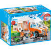 PLAYMOBIL® City Life Ambulance med lys og lyd 70049