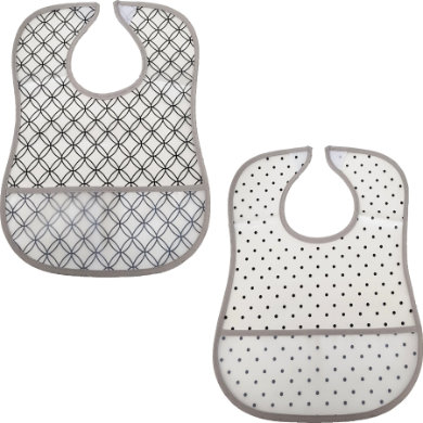 HÜTTE  CO 2-Pack PEVA Bib kruhy a body