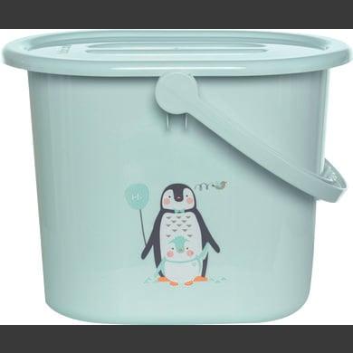bébé-jou Plena kbelík Lou-Lou tyrkysová