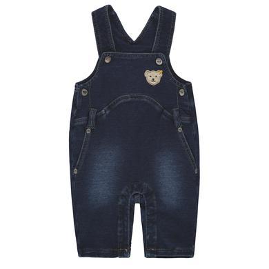 Steiff Girls Latzhose, blau Gr.Babymode (6 24 Monate) Mädchen