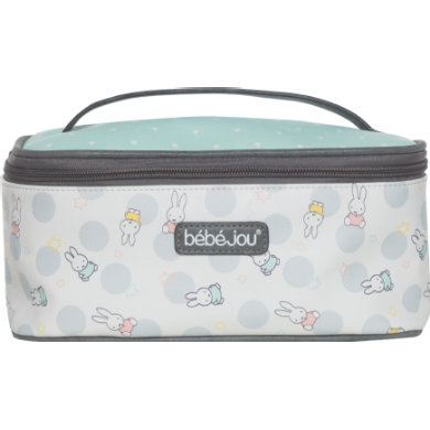 bébé-jou Beautycase Miffy white