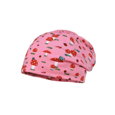 Minigirlaccessoires - maximo Girls Beanie Pilze pink–rose–rot - Onlineshop Babymarkt