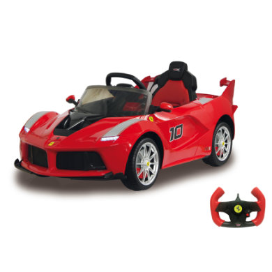 Jamara  Kids Ride-on Ferrari LaFerrari FXX K 24G 6V - červená