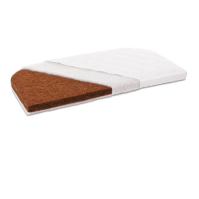 babybay Matrace Natural for Comfort  Boxspring Comfort