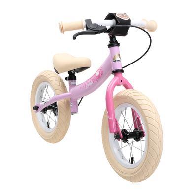 bikestar Sicherheits Kinderlaufrad 12, Rosa Bird rosa pink
