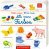 SPIEGELBURG COPPENRATH Bilder suchen - Wörter finden: Alle meine Farben