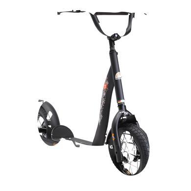bikestar Kinderroller 10 Classic Schwarz schwarz