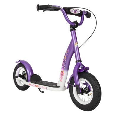 Roller - bikestar Kinderroller 10 Classic Lila Weiß - Onlineshop