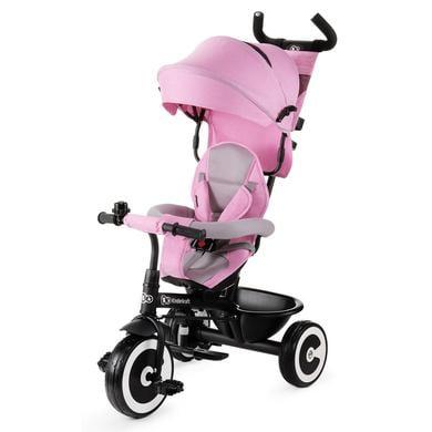 Dreirad - Kinderkraft 6 Tricycle ASTON, pink - Onlineshop
