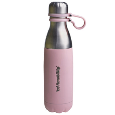 Baňka termosky Herobility To Go Bottle pink