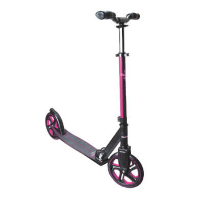 Roller - AUTHENTIC SPORTS Muuwmi Aluminium Scooter Pro 215, pink - Onlineshop