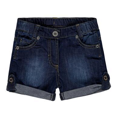 Steiff Girls Shorts Jeans, blue denim blau Gr.Babymode (6 24 Monate) Mädchen