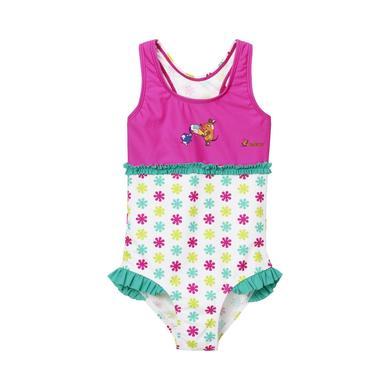 Minigirlbademode - Playshoes UV–Schutz Badeanzug Die Maus Blume - Onlineshop Babymarkt