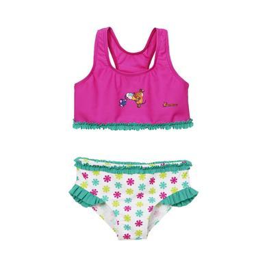 Playshoes UV Schutz Bikini Die Maus Blumen rosa pink Gr.Babymode (6 24 Monate) Mädchen