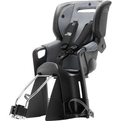 Britax Römer  Fahrradsitz Jockey³ Comfort Black Grey - schwarz