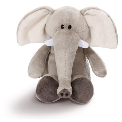 NICI Wild cuddly Friends slon hračky 20 cm štíhlý 43626