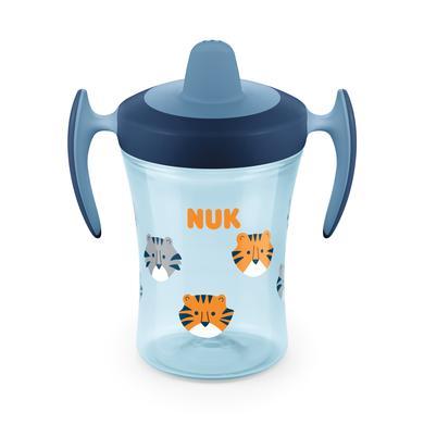 NUK Pitná láhev Evolution Trainer Cup od 6. měsíce modrá Design: Tiger