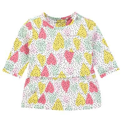 Minigirlroeckekleider - noppies Kleid Pomona Blanc de Blanc – bunt – Gr.86 – Mädchen - Onlineshop Babymarkt