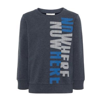 Miniboyoberteile - name it Boys NMMVALEXANDER Sweatshirt dark sapphire - Onlineshop Babymarkt