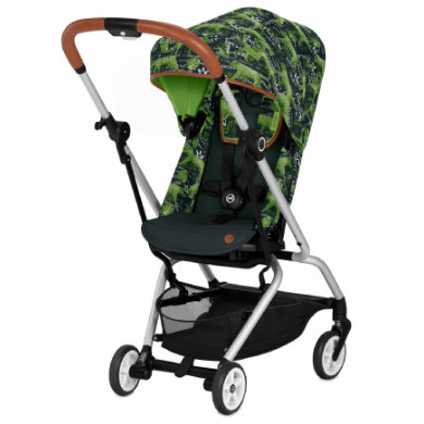 cybex Eezy S Twist 2019 Respect Green - zelená