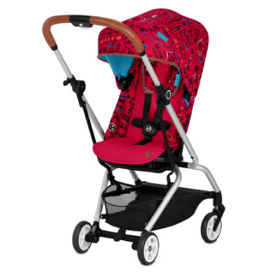 cybex Eezy S Twist Love red 2019 - červená